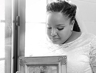 Wedding photos by Orr Photo